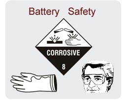 Battery Handling