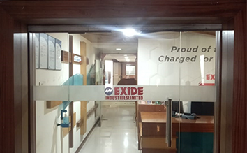 Get In Touch With Exide Industries