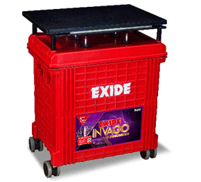 Exide Tubular Inverter Battery - Price and Specification